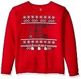 Hanes Big Boys' Ugly Christmas Sweatshirt