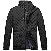 Deals on Wantdo Mens Quilted Puffer Jacket