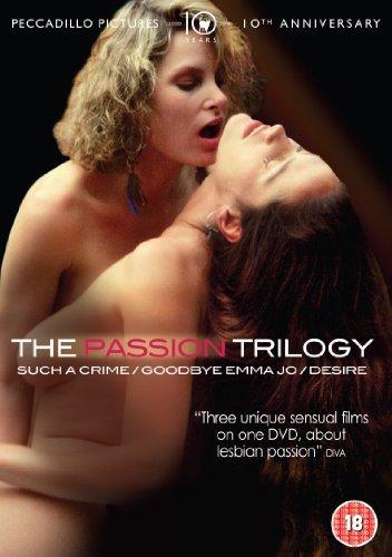 Amazon Com The Passion Trilogy Such A Crime Goodbye Emma Jo Desire An Erotic Fantasy Play Region 2 Michelle Beyda Aerin Harris Heather King