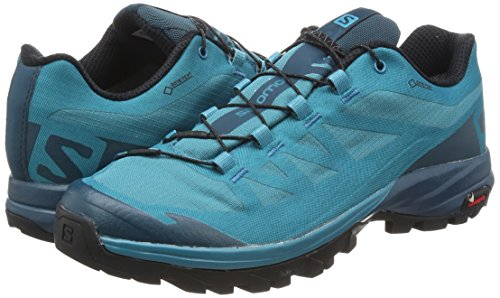 Pond Senderismo Gtx black Tide Para tahitian De W Mujer Outpath Zapatillas reflecting Azul Salomon wXxZ57qS