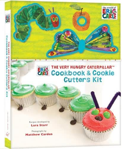The Very Hungry Caterpillar Cookbook and Cookie Cutters Kit (The World of Eric Carle) by Eric Carle (2014-10-01)