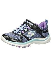 Skechers Girl's Trainer LITE- Jazzy Jumper Shoe