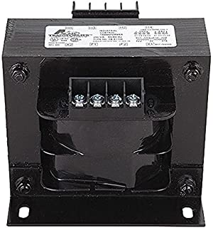 acme electric tb81323 open core and coil industrial control transformer,  208v/240v/277v