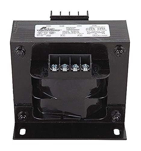 Acme Electric TB81323 Open Core and Coil Industrial Control Transformer, 208V/240V/277V/380V/480V Primary Volts, 24V Secondary Volts, 50 Hz/60 Hz, 0.1 kVA