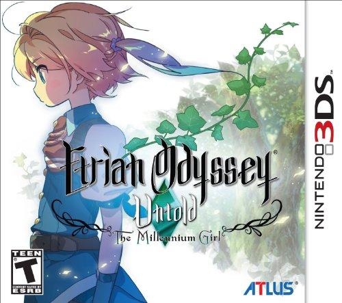 Etrian Odyssey Untold: The Millennium Girl - Nintendo 3DS (Etrian Odyssey 2 Untold The Fafnir Knight)