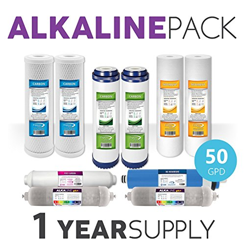 Express Water Alkaline Replacement Cartridges