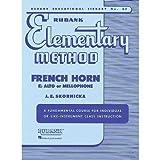 Rubank - Elementary Method: French Horn Eb Alto or Mellophone