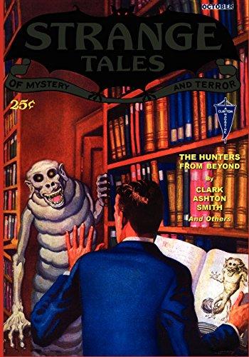 Pulp Classics: Strange Tales #6 (October 1932)