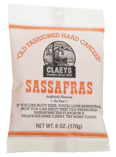 (Claey's Old Fashioned Sassafras Drops)