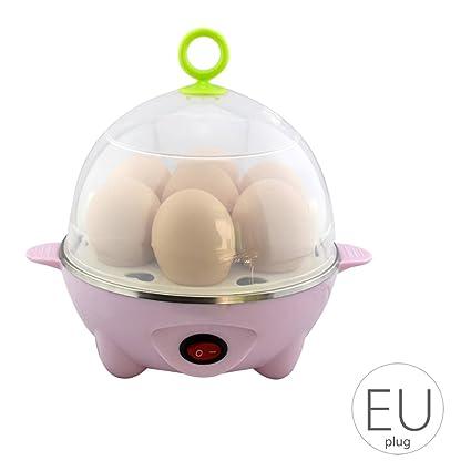 Amazon.com: Korowa YS-603 7 Egg Capacity Electric Egg Cooker Boiler ...