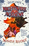 Front cover for the book Nightmare Academy by Dean Lorey