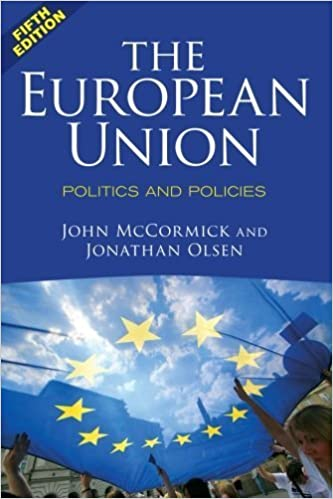 Book The European Union: Politics and Policies by John McCormick (2013-08-06)