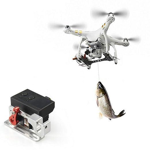 Gcdn Dron Lanzador, Dron Clip Capacidad de Carga Airdrop ...