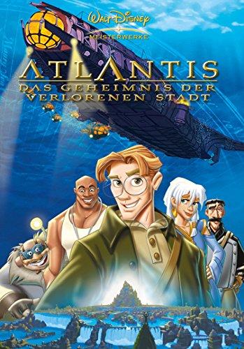 Atlantis - Das Geheimnis der verlorenen Stadt Film