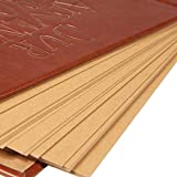 Pulaisen Leather Scrapbook - up Our Adventure Book