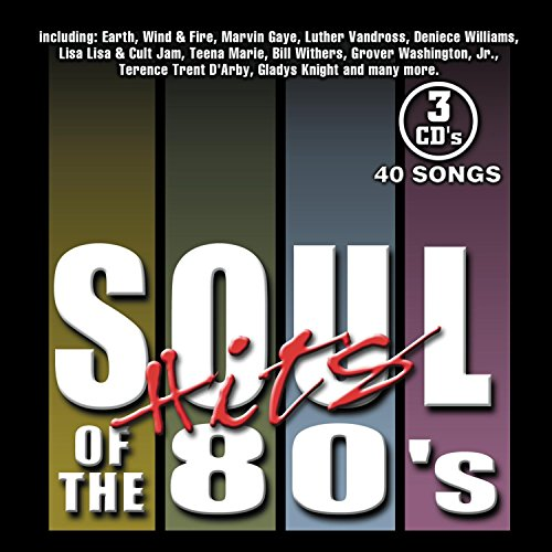 Soul Hits Of The 80's (Revised Set)
