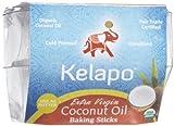 Kelapo - Extra Virgin Coconut Oil Baking Sticks - 8 oz. CLEARANCE PRICED