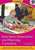 Early Years Observation and Planning in Practice: Your Guide to Best Practice and Use of Different Methods for Planning and Observation in the EYFS by Jenny Barber (Illustrated, 30 Sep 2012) Paperback