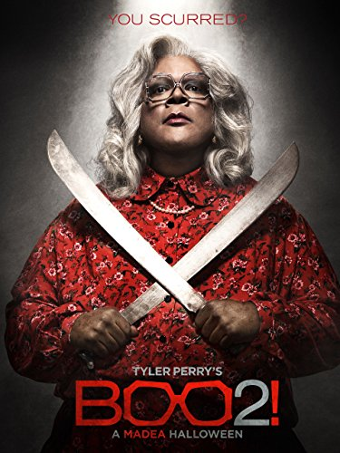 Tyler Perry's Boo! 2 A Madea (Boo A Madea Halloween' Movie)