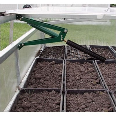 Agriculture Solutions Gigavent - Automatic Greenhouse Vent Opener up to 65 Lbs by Agriculture Solutions