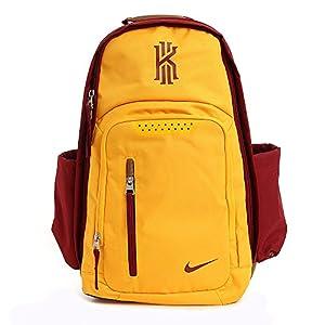 nike backpack gold