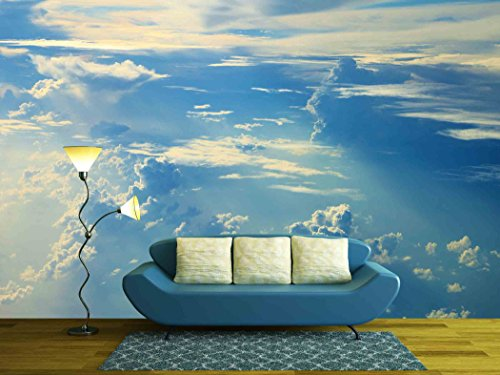 Blue Sky Clouds Blue Sky with Clouds