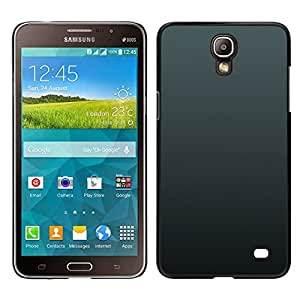 "For Samsung Galaxy Mega 2 , S-type Simple Gray 3"" - Arte & diseño plástico duro Fundas Cover Cubre Hard Case Cover"