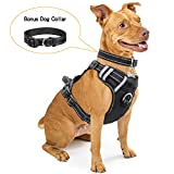 Best Front Range No-pull Dog Harnesses - WINSEE Dog Harness, No-Pull Walking Pet Vest Harness Review