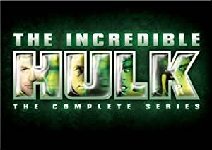 The Incredible Hulk: The Complete Series