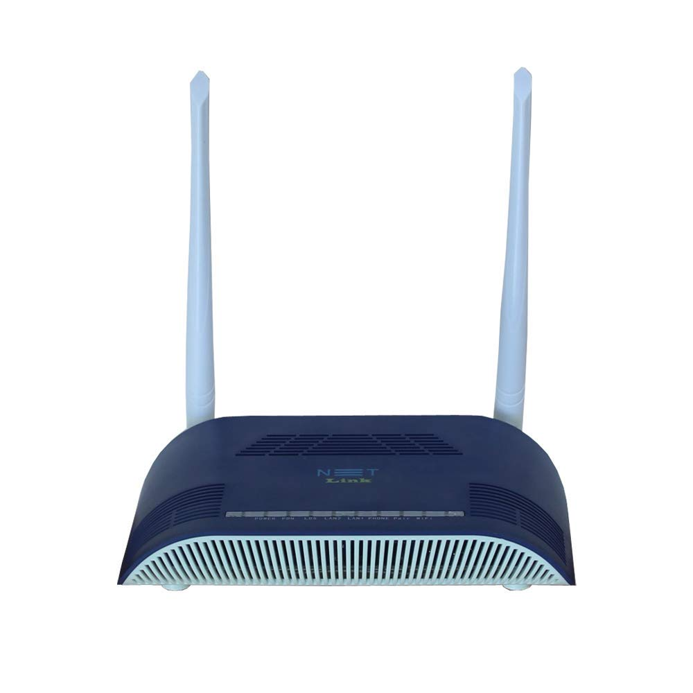 with Wireless Function 802.11BGN Generic EPON ONU HS8545M5 with 1GE+3FE Ports+1 Phone Port+2 Antennas
