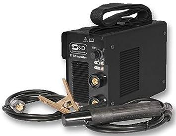 SIP T112 soldador Inverter 80 A [1] (Epítome Certificado): Amazon.es: Bricolaje y herramientas