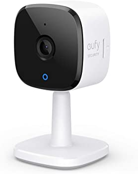 2-Pack eufy Security 2K Indoor Cam with Wi-Fi