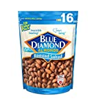 roasted almonds blue diamond - Blue Diamond Almonds, Roasted Salted, 16 Ounce
