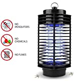 Muhoop Electronic Bug Zapper Mosquito Killer lamp Insect Trap Fly Insect Killer Lamp