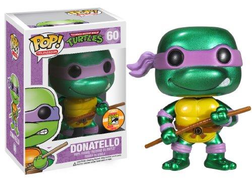 Funko POP Television TMNT Donatello Vinyl Figure (2013 SDCC Exclusive)