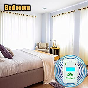 Ultrasonic Pest Repeller - 4 Pack Repellent - Electronic Plug-In for Mice, Rodents, Rats, Insects, Roaches, Flies, Fleas, bugs, Safe for Pets - Indoor Pest Control [2018 NEW]