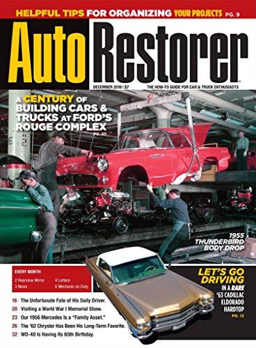 Car And Driver Magazine - Auto Restorer