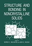 img - for Structure and Bonding in Noncrystalline Solids book / textbook / text book