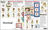 ScrapSMART - Loving Victorian Children Software Collection - Jpeg & PDF files for Mac [Download]