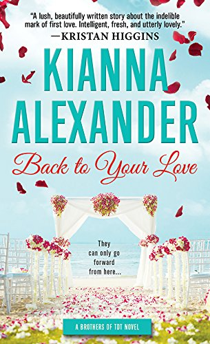 book cover of Back to Your Love