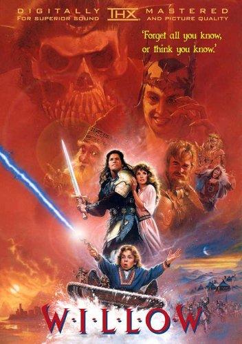 - Pop Culture Graphics Willow Poster Movie D 11x17 Warwick Davis Val Kilmer Jean Marsh Joanne Whalley