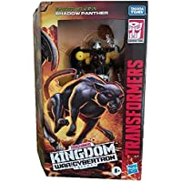 Transformers - Generations - War for Cybertron: Kingdom - 5.5inch WFC-K31 Shadow Panther - Deluxe Class - Collectible…