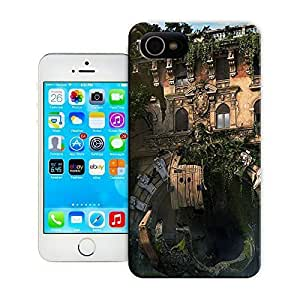 Haoyucase iphone 4/4s case Cool scenery 3D Art pattern best best durble and popular iphone 4/4s case cover