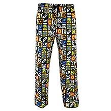Star Wars Mens' Star Wars Pajama Lounge Pant Medium