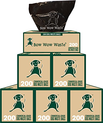 commercial grade dog waste bags - 3