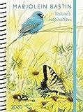 Marjolein Bastin 2020 Monthly/Weekly Planner Calendar: Nature s Inspiration