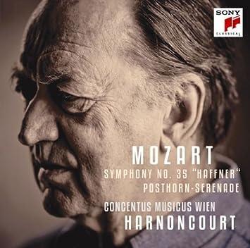 モーツァルト:ポストホルン・セレナード&交響曲第35番「ハフナー」