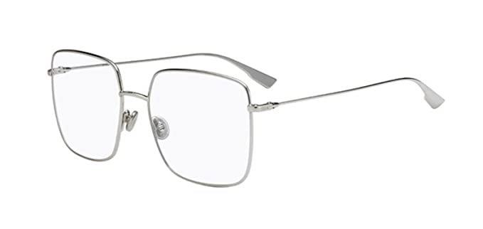 2d32526ad34c Image Unavailable. Image not available for. Color  Authentic Dior Stellaire  O 1 0010 Palladium Eyeglasses