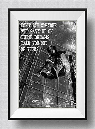 Parkour Motivational Poster 05
