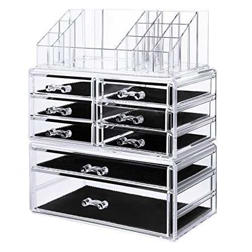 SONGMICS Organizer Compartments Foundations UJMU08T